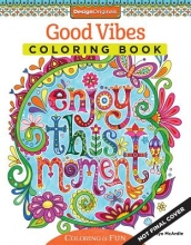 Thaneeya McArdle Good Vibes Coloring Book