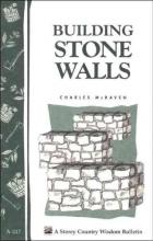 McRaven, Charles Building Stone Walls