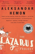 Hemon, Aleksandar The Lazarus Project