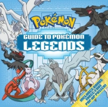 Pokemon Guide to Pokemon Legends