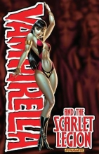 Harris, Joe Vampirella and the Scarlet Legion