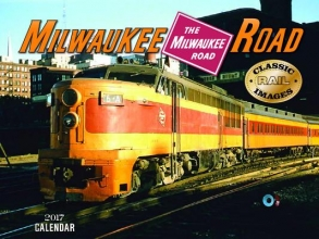 Milwaukee Road 2017 Calendar
