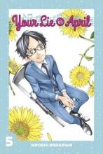 Arakawa, Naoshi Your Lie in April 5