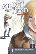 Seko, Hiroshi Attack on Titan Lost Girls 1