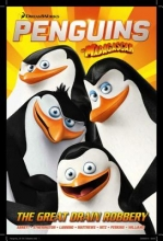 Nitz, Jai Penguins  of Madagascar