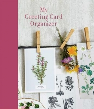 My Greeting Card Organizer