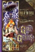 Kaja,   Foglio, Kaja Girl Genius 7