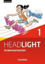 English G Headlight Band 1: 5. Schuljahr - Grammarmaster mit Lösungen