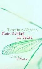 Ahrens, Henning Kein Schlaf in Sicht