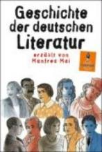Mai, Manfred Geschichte der deutschen Literatur