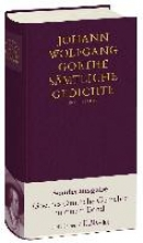 Goethe, Johann Wolfgang Sämtliche Gedichte in einem Band