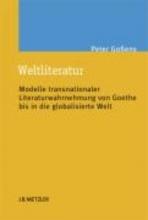 Goßens, Peter Weltliteratur