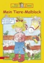 Sörensen, Hanna Mein Tiere-Malblock