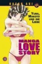 Aki, Katsu Manga Love Story 35