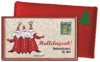Halleluyeah Weihnachtspost fr dich