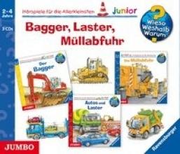 Erne, Andrea Bagger, Laster, Müllabfuhr