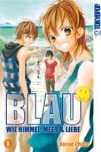 Chiba, Kozue Blau - Wie Himmel, Meer & Liebe 01