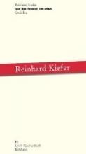 Kiefer, Reinhard nur die fenster im blick