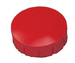 , Magneet MAUL Solid 15mm 150gr rood