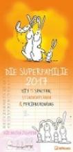 Hasen 2017 Familienplaner - Die Superfamilie