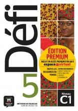 , Défi 5 Livre de l`élève + CD version Premium