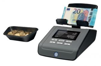 , Geldtelmachine Safescan model 6165 zwart