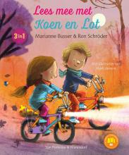 Ron Schröder Marianne Busser, Lees mee met Koen en Lot