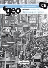 Wim ten Brinke, Chris de Jong De Geo CE bevolking en ruimte 3/4 vmbo-kgt Werkboek