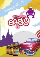 RVTekst Take it Easy Workbook 7/8 B (set a 5ex)
