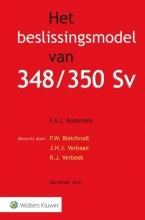 F.A.J. Koopmans , Het beslissingsmodel van 348/350 Sv