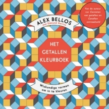 Alex  Bellos, Edmund  Harriss Het getallenkleurboek