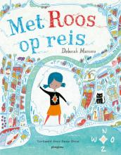 Deborah  Marcero Met Roos op reis