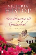 Victoria Hislop , Ansichtkaarten uit Griekenland