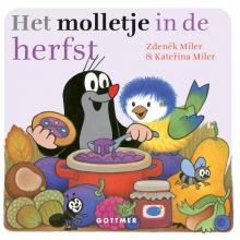 Zdenêk  Miler, Katerina  Miler Molletje : Het molletje in de herfst