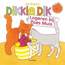 Jet Boeke , Logeren bij Poes Muis