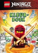 LEGO NINJAGO Kleurboek