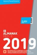Wim Buis (hoofdredactie) , Nextens IB Almanak deel 2 2019