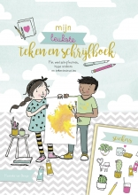 Marieke ten Berge Mijn leukste teken- en schrijfboek