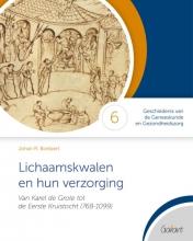 Johan R. Boelaert , Lichaamskwalen en hun verzorging: Van Karel de Grote tot de Eerste kruistocht (768-1099)