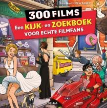 Boris UZAN , 300 films - Een kijk-en zoekboek voor echte filmfans