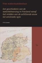 J.P.A.  Louman Fries waterstaatsbestuur