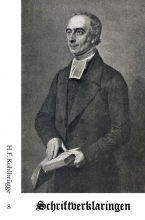 H.F. Kohlbrügge , Schriftverklaringen 8