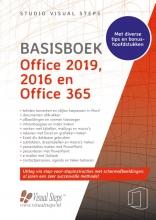 Studio Visual Steps , Basisboek Office 2019, 2016 en Office 365