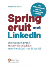 Trudy Pannekeet , Spring eruit met LinkedIn