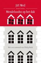 Jiří  Weil Mendelssohn op het dak