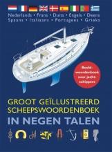 Vanessa  Bird , Groot geillustreerd scheepswoordenboek in negen talen
