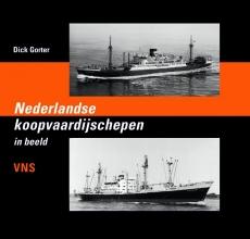 Dick Gorter , Nederlandse koopvaardijschepen in beeld VNS