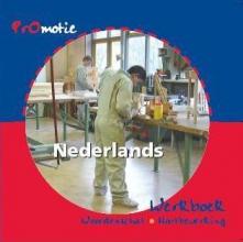 Coen van Noordwijk, Gerda  Verheij, R.  Renkers WERKBOEK WOORDENSCHAT HOUTBEWERKING