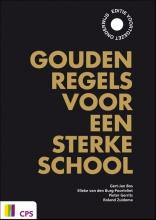 Pieter  Gerrits Gouden regels voor een sterke school