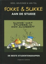 John Stuart  Reid, Bastiaan  Geleijnse,  van Tol Fokke & Sukke aan de studie